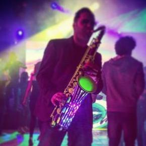 Rob Mach Sax Saxophonist
