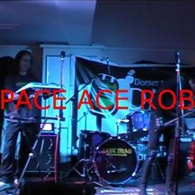 Space Ace Robot Funk band
