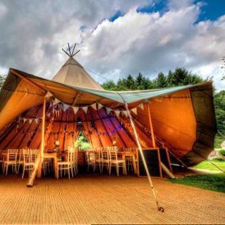 The Natural Tent Company Tipi