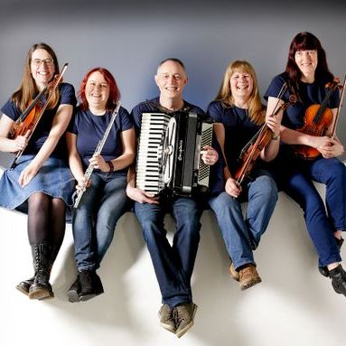 Capstick Ceilidh Band Live music band