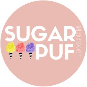 Sugarpuf London Sweets and Candy Cart
