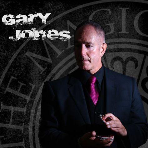 Gary Jones Magic Table Magician