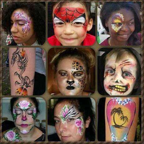 Bugz & Butterflies Face Painter