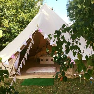 Pepper Bells Glamping Marquee & Tent