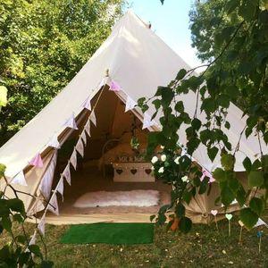 Pepper Bells Glamping Bell Tent