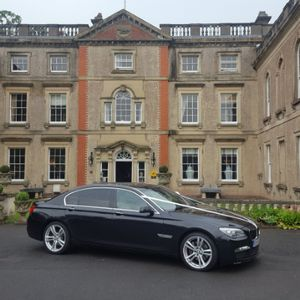 Worcester Executive Cars Luxury Car