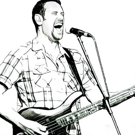 Matt Bee Singing Guitarist