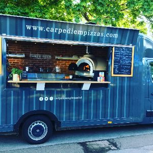 Carpe Diem Pizzas Food Van