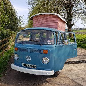 Classic Camper Weddings Vintage & Classic Wedding Car