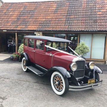 Kens Kars Vintage & Classic Wedding Car
