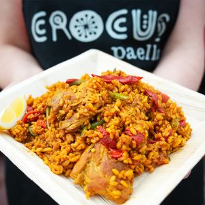 Crocus Paella Buffet Catering
