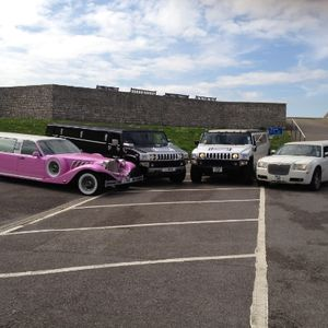 AKM Limousines Wedding car