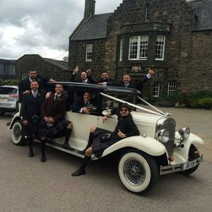 Silver City Cars Vintage & Classic Wedding Car