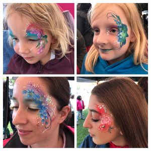 Suz Sunshine Face Painting Children Entertainment