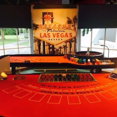 Hearts Fun Casinos Event Staff