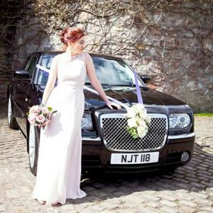 Cadbury Cars Wedding car