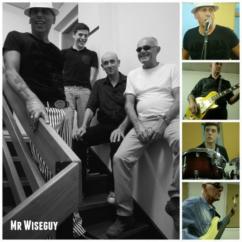 TheWiseguys Live music band
