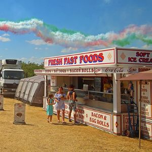 Farrs Catering Group Ltd Fish and Chip Van