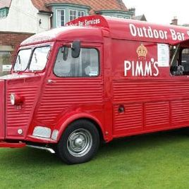 The Pimms Truck Mobile Bar
