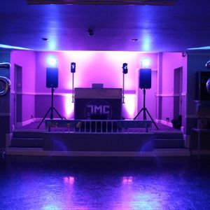 JMC Events UK Smoke Machine
