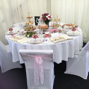Afternoon Teas by Creme Brew Lait Mobile Caterer