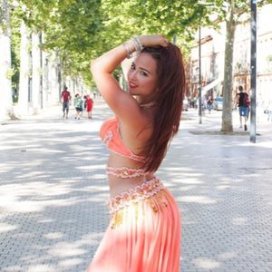 Ella Lewis Bellydance Dance Master Class