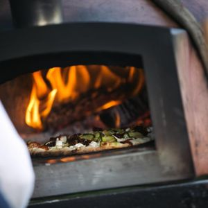 Pembrokeshire Wood-Fired Pizza Buffet Catering