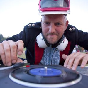 Tip of the Pops Solar Powered Wheelbarrow Disco Wedding DJ