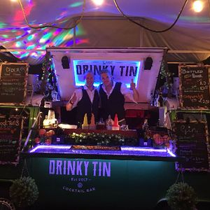 Thedrinkytin Mobile Bar