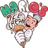 Mario's Ice Creams (Ice Cream Van Hire) Ice Cream Cart