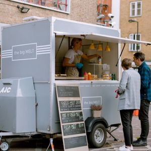 The Big MELT Street Food Catering
