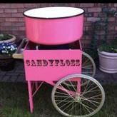 Floss Boss Sweets and Candy Cart