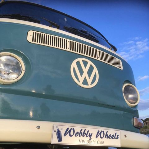 Wobbly Wheels VW Bar Catering