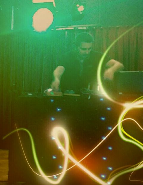 DJ ALI THOMAS Mobile Disco