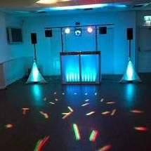 DJ Decks Mobile Disco Wedding DJ