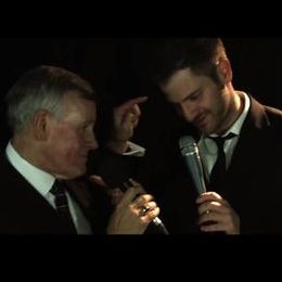 Michael Buble Meets Sinatra Rat Pack & Swing Singer
