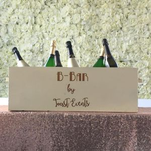 B-bar by Toast Events Mobile Bar