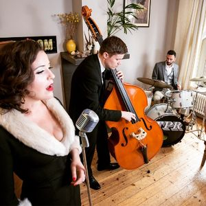 The Red Hot Rags -  Energetic Swing & Vintage Jazz Band Function & Wedding Music Band