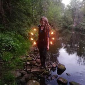 April Fire-Moon Fire Eater