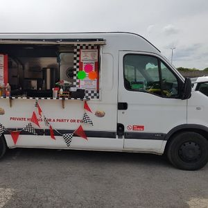 Stephanie's Spuds & Specials Food Van
