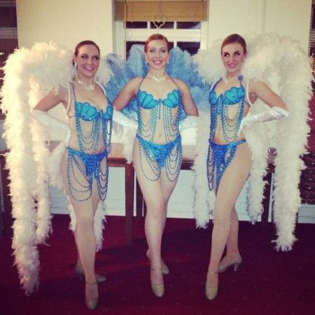 Viva Las Vegas Showgirls Stilt Walker
