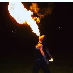 Platinum Entertainment Fire Eater