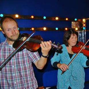 The Lucy Lastic Band Ceilidh Band