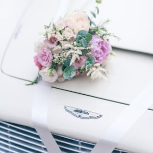Vehicles of Wedding Style Chauffeur Driven Car