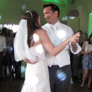 Discosforhire Wedding DJ