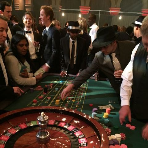 Blackjack night