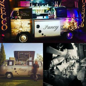 Fancy Flutes Ltd Mobile Bar