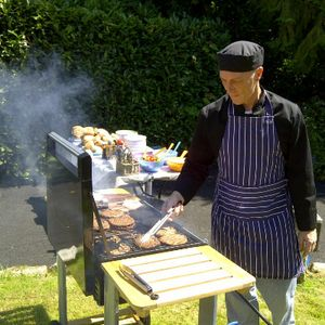 Mr T BBQ Man Mobile Caterer