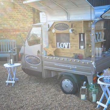 Prosecco Trucks Mobile Bar