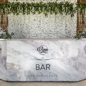 The Vino Van Events Ltd Cocktail Bar